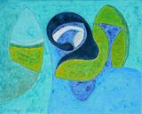 2020-03 Acryl Leinwand (80x100 cm)