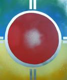 2014-10 Acrylspray Aluplatte (60x50 cm)