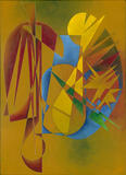 2009-02 Acryl Leinwand (90x65 cm)