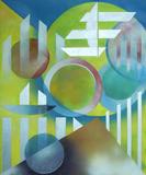 2013-05 Acrylspray Leinwand (120x100 cm)