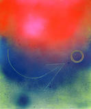 2014-08 Acrylspray Aluplatte (60x50 cm)