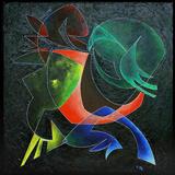 2007-02 Acryl Leinwand (50x50 cm)
