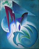 2011-01 Acryl Leinwand (50x40 cm)